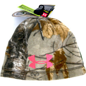 NWT Under Armour Realtree Hat